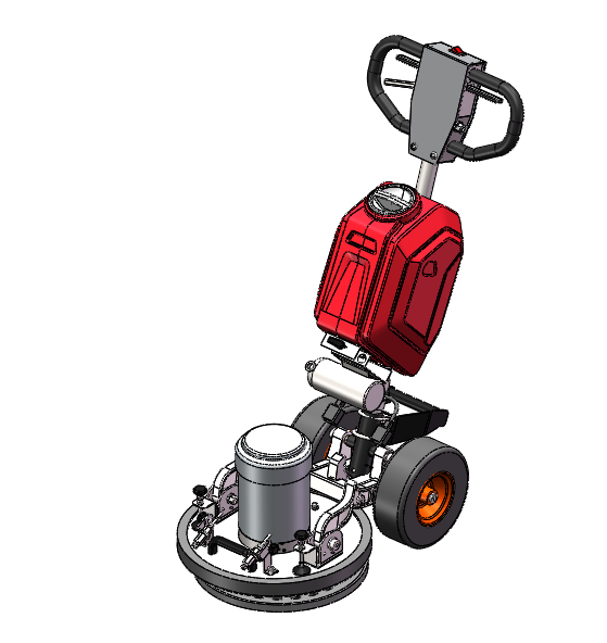 Orbital All-Surface Floor Machine