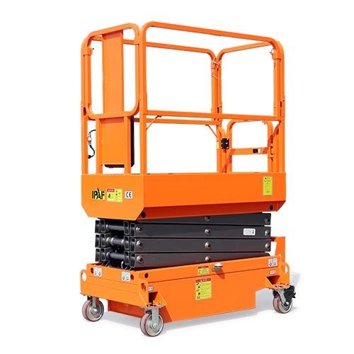 Aerial Working PlatformMobile Scissor Lift